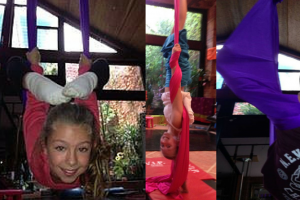 Kids Circus at Vibes Fitness