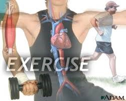 exercise at end