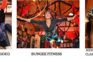 Kids Circus & bungee fitness at Vibes Fitness