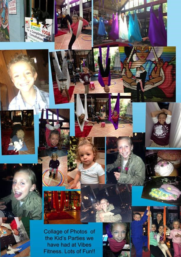 collection of kids photos