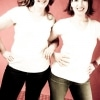 Susan & Vanessa Love Antigravity Yoga.